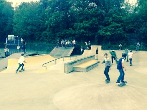 Haslemere Skate Park