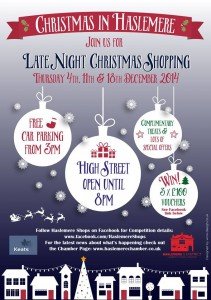 Chamber Shopping Haslemere