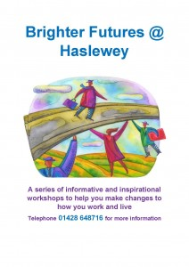 SCC has funded Haslewey Brighter Futures course