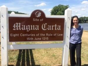 Nikki - Magna Carta 8 Centuries