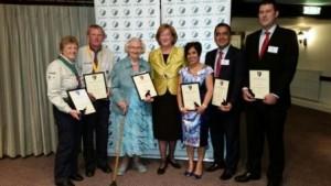SVV Volunteer Awards