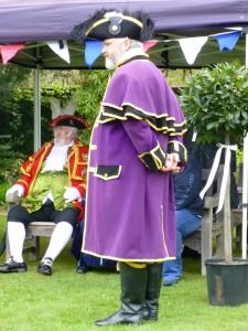 Winner - Best Dressed Town Crier - @rbwmtowncrier