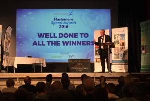 Haslemere Sports Award Event